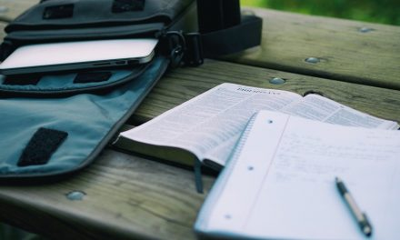 Disciple Means Learner – of God's Word