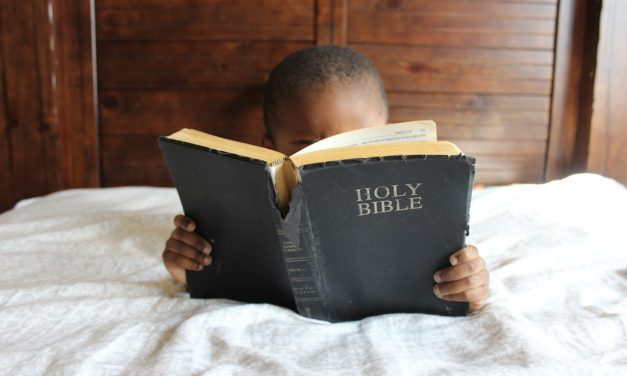 Adoption and Saving Faith (Discipleship Training)